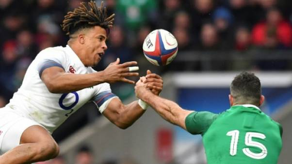 Rugby: longue absence en perspective pour Anthony Watson