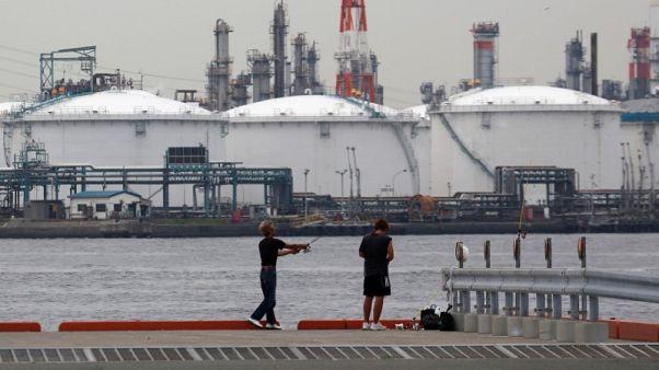 إدميتسو اليابانية تعتمد على النفط الإيراني في 1% من إجمالي حاجاتها
