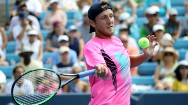 Tennis: Pouille battu par Mayer au 2e tour de Cincinnati