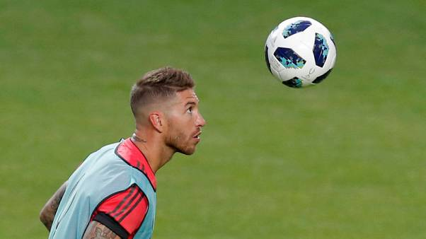 Soccer - Real skipper Ramos hits back at Klopp over final failures