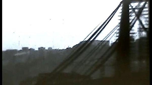 Crollo ponte, sale a 35 bilancio vittime