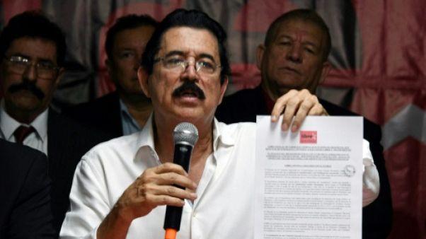 Crise politique au Honduras: échec d'une nouvelle tentative de dialogue