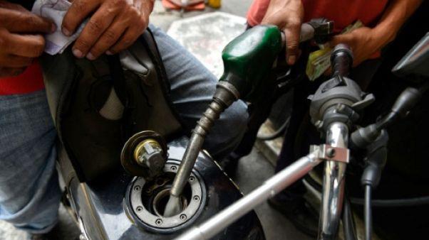 La hausse de l'essence au Venezuela en cinq questions
