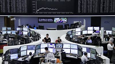 European shares edge up, ignore emerging markets losses