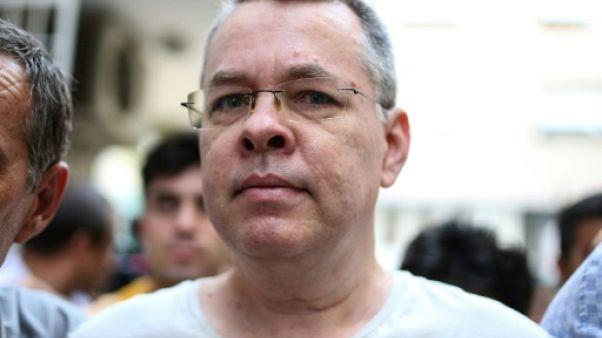 La Turquie refuse à nouveau de lever l'assignation à résidence du pasteur Brunson