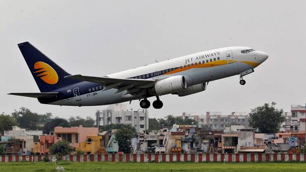 Blackstone may buy stake in India's Jet Airways loyalty arm - Bloomberg