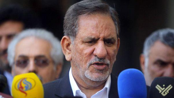 U.S. is trying to make Iran 'surrender' through sanctions - Iran VP