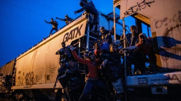 """Au Mexique, le train des migrants et ses 12 """"apôtres"""""""