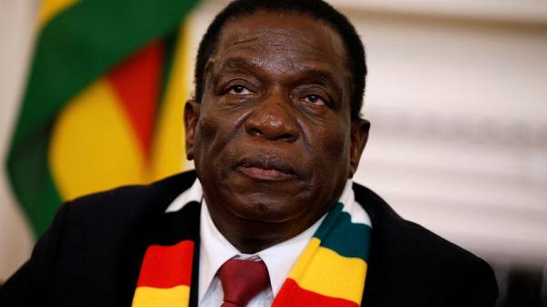 Zimbabwe president challenges opposition petition against his election victory