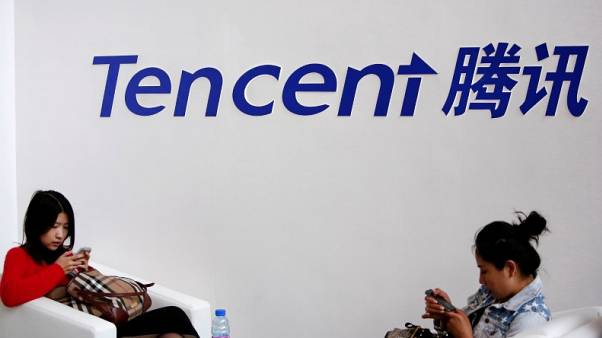 China's Tencent second-quarter profit falls 2 percent, lags estimates