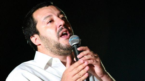 "Salvini, ""'ndrangheta é una schifezza"""