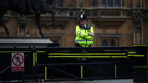 تجديد حبس مشتبه به بعد واقعة البرلمان البريطاني بتهمة الشروع في القتل