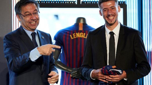 """Bartomeu """"Voglio un anno storico Barca"""""""
