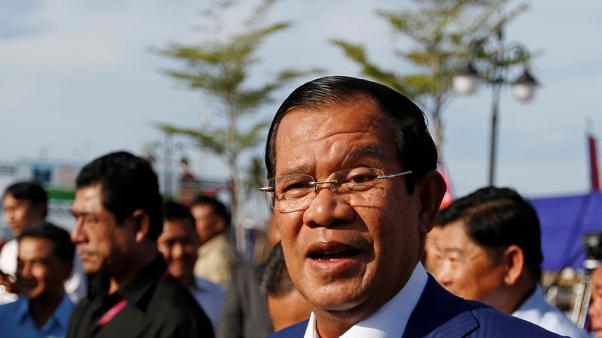 Cambodia's ruling party won all parliamentary seats in July vote