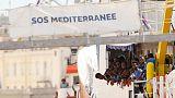 سفينة إنقاذ المهاجرين أكواريوس تصل إلى مالطا بعد خلاف أوروبي