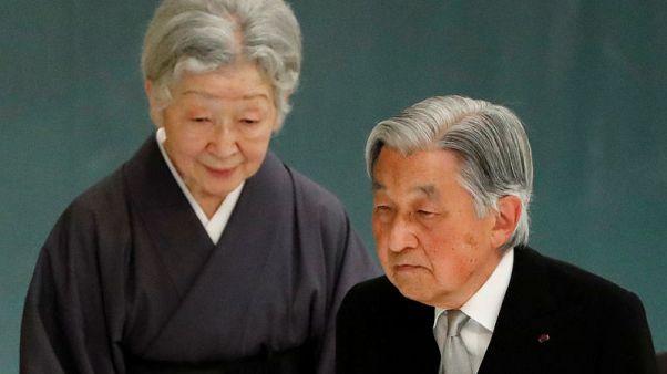 """إمبراطور اليابان يعبر عن """"ندمه الشديد"""" بشأن الحرب العالمية الثانية"""