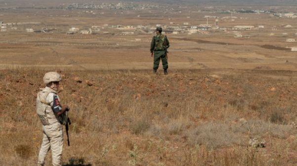 Au Golan syrien, la Russie souhaite un redéploiement de l'ONU