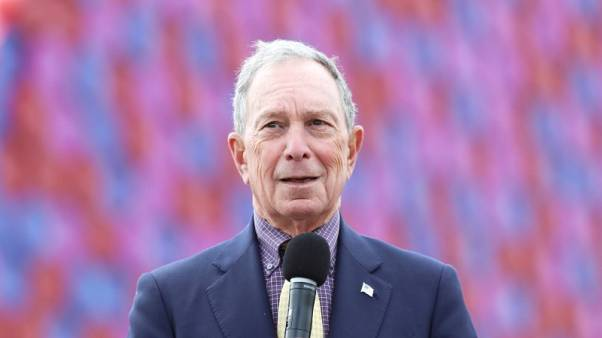 Trump confidant sees Michael Bloomberg as potential 2020 threat