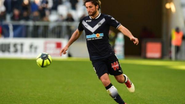 Transfert: Baysse prêté à Caen par Bordeaux