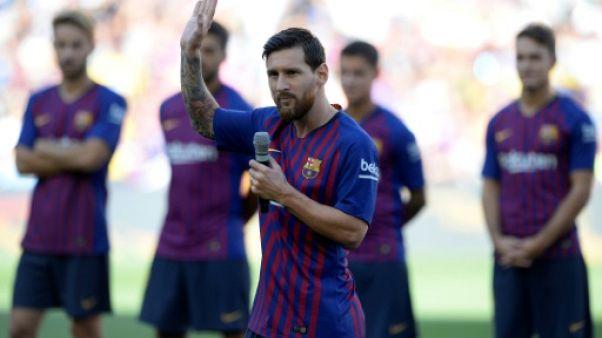"""FC Barcelone: Messi fixe comme objectif la C1, """"si désirée"""""""