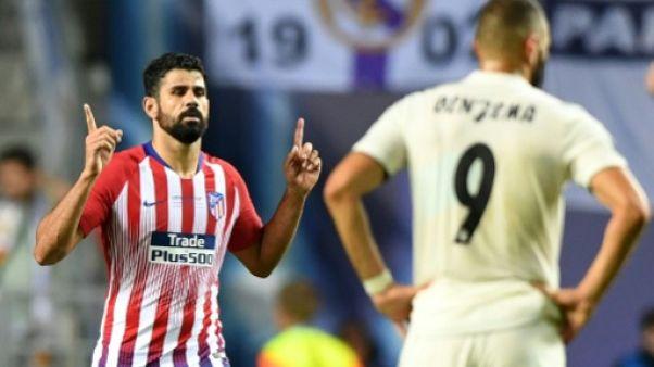 Supercoupe d'Europe: le Real et l'Atlético en prolongation