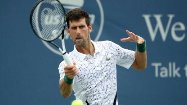 Tennis: Mannarino stoppé par Djokovic à Cincinnati