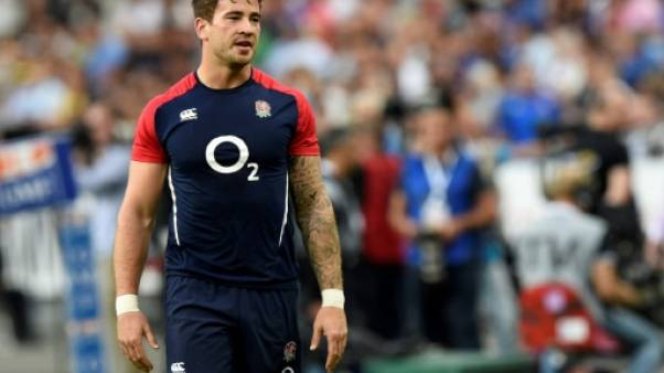 Rugby: l'Anglais Danny Cipriani inculpé pour voies de fait