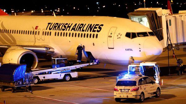 إغلاق صالة بمطار بودابست لفترة وجيزة لوجود حاوية ساخنة بها أحد النظائر