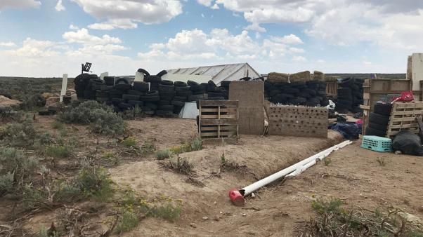 New Mexico compound member in U.S. illegally over 20 years - govt