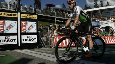 Cyclisme: l'Arctic Race prête à s'élancer, sans Cavendish