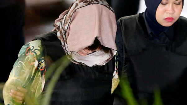 Malaysian court tells women charged in killing of North Korean to enter defence
