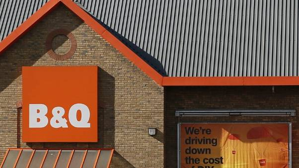 Home improvement retailer Kingfisher enjoys warm weather boost