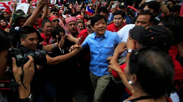 Philippines' Duterte could resign if Marcos Jr becomes VP - spokesman