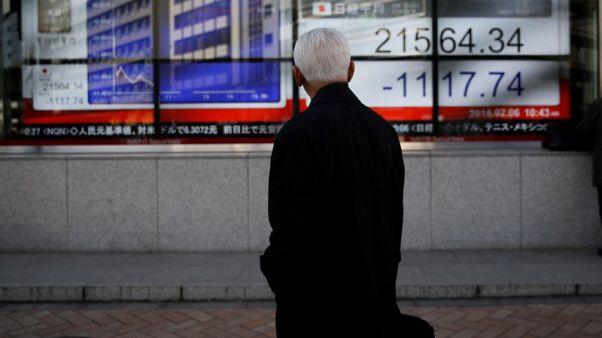 نيكي يقلص خسائره بعد أنباء عن محادثات تجارية أمريكية صينية