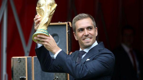 World Cup winner Lahm to head Euro 2024 if German bid wins