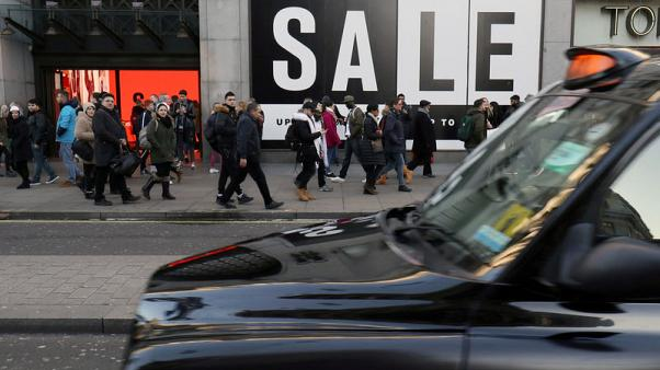 UK retail sales grow faster in July, helped by World Cup and discounting