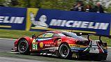Fia Wec: Ferrari prepara Silverstone