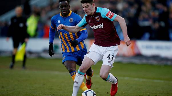 Rice calls for West Ham resurgence against Bournemouth