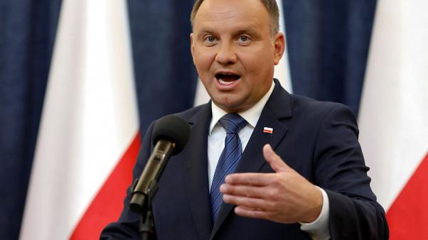 Poland's president vetoes changes to election rules