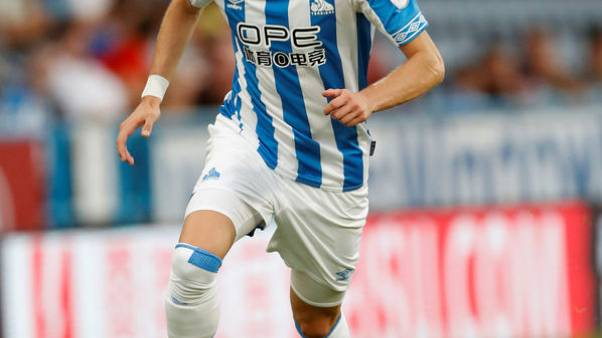 Hadergjonaj backs Huddersfield to take points from Man City match