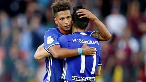 PSG complete signing of young German defender Kehrer