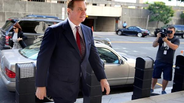 هيئة محلفين تبحث الاتهامات الموجة لمانافورت مدير حملة ترامب السابق