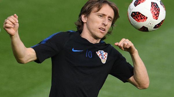 Inter: Vrsaljko, Modric? Deciderà lui
