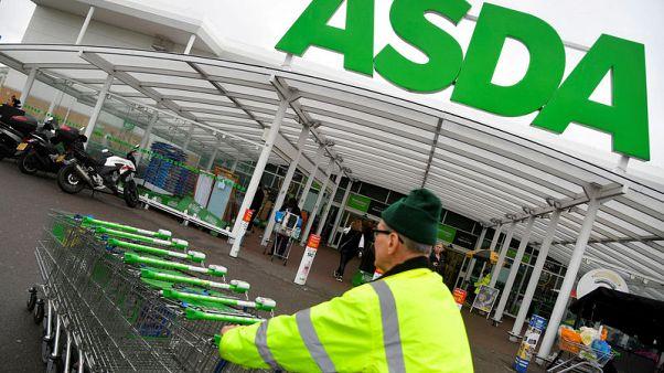 Walmart's Asda sales rise 0.4 percent in second quarter