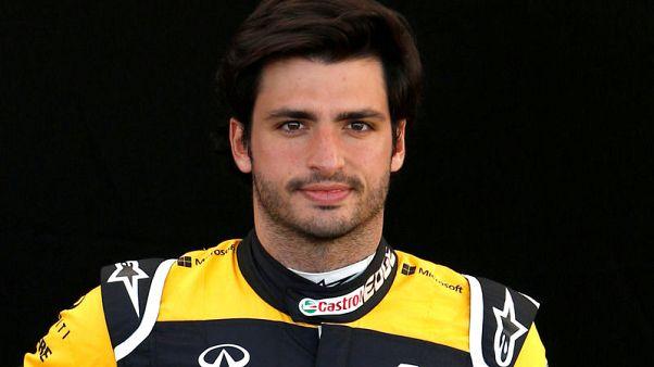 Sainz to replace Alonso at McLaren next year