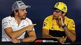 F1: Sainz jr alla McLaren dal 2019