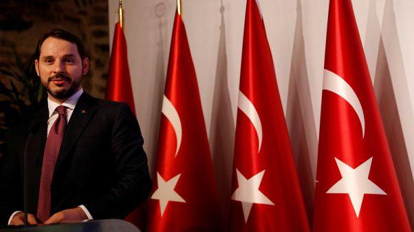 وزير المالية: لا نية لدى تركيا للحصول على دعم من صندوق النقد