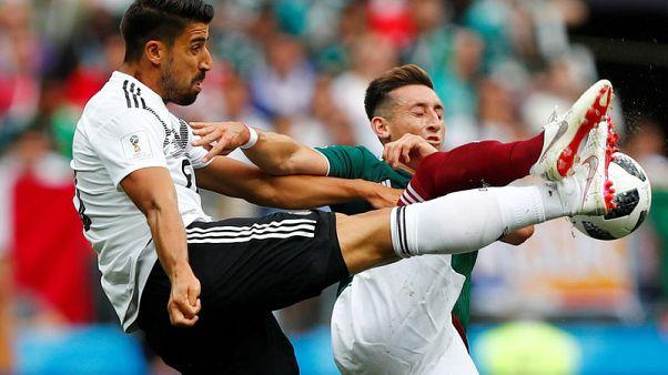 Germany's Khedira wants to continue international career