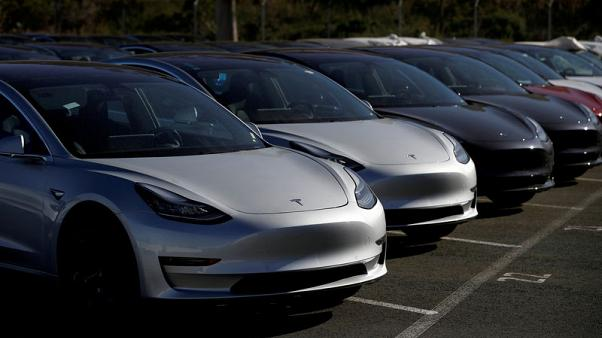 Tesla on track to make 8,000 Model 3s per week, Evercore says