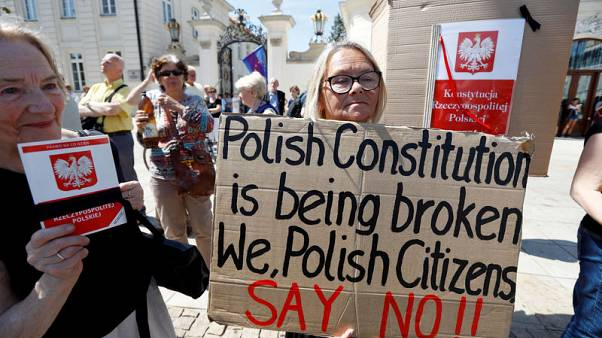 EU judicial body to suspend Poland for flouting freedom of courts